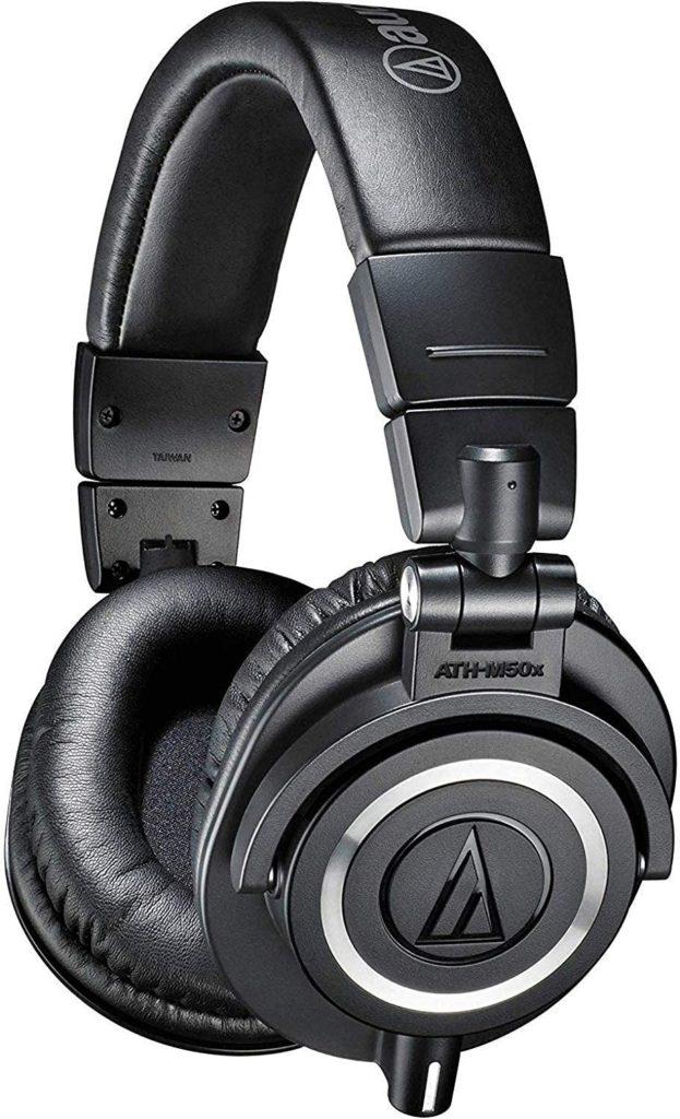 Audio-Technica ATH-M50X/BT