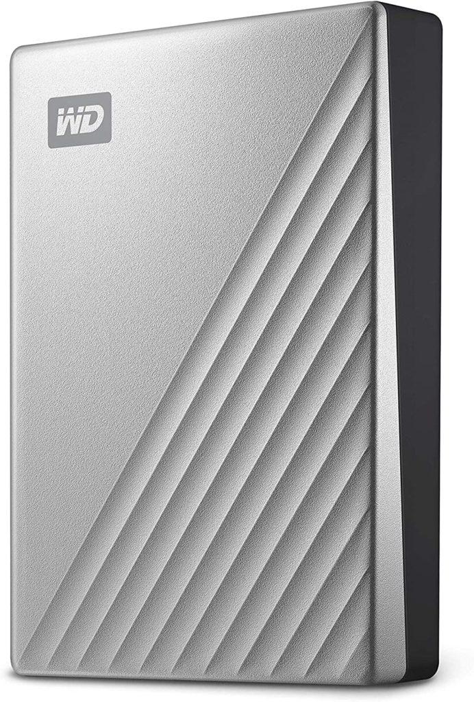 WD My Passport Ultra HDD